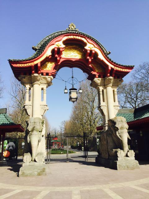 Zoologischer Garten Zoo Berlin Guide For Berlin
